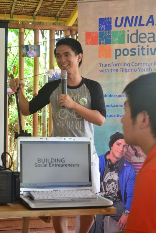 Kuya Billy of GK's Center for Social Innovation explains what GK is all about