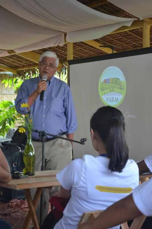 "Tito Tony Meloto: ""If you are true leaders, 'wag utak alipin!"""